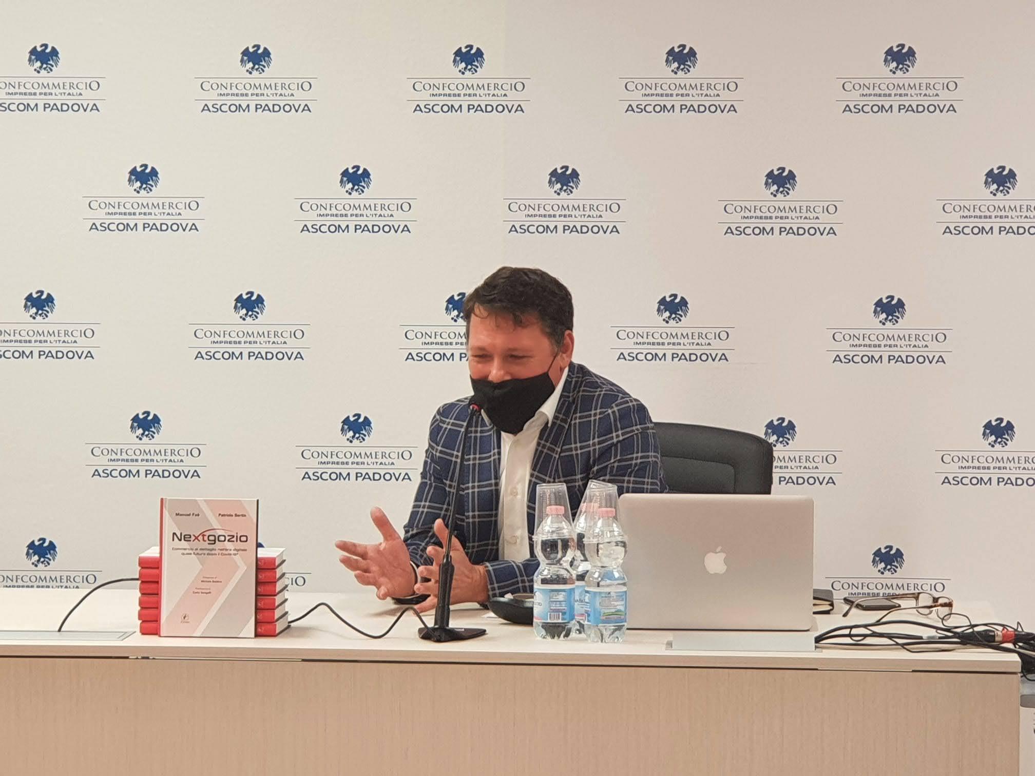 Manuel Faè - Libro Nextgozio Commercio al dettaglio nell'era digitale Presentazione libro
